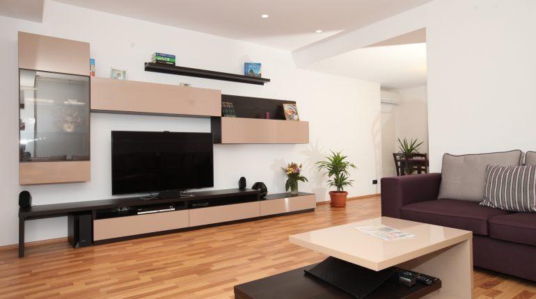 mobilă de living modernă