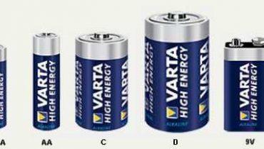 bateriile Varta